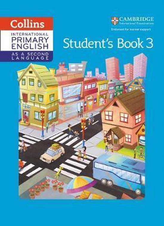 Cambridge Primary English as a Second Language Student Book Stage 3 (Collins International Primary English as a Second Language)