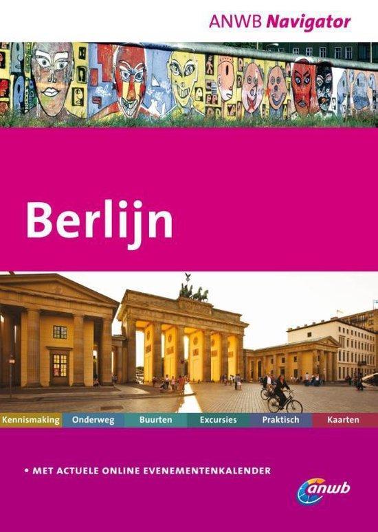 ANWB navigator - Berlijn - George Mcdonald | Fthsonline.com