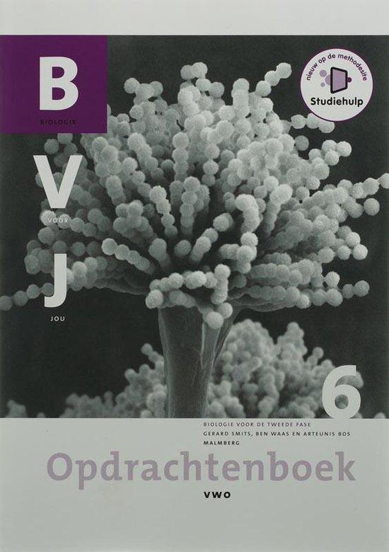Biologie voor jou - 6 vwo -opdrachten - G. Smits   Fthsonline.com
