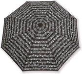 Paraplu Opvouwbaar met muzieknoten opdruk