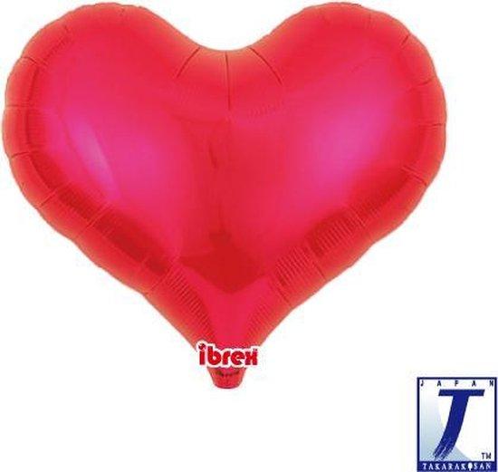 Jelly Heart Balloon - 5 stuks