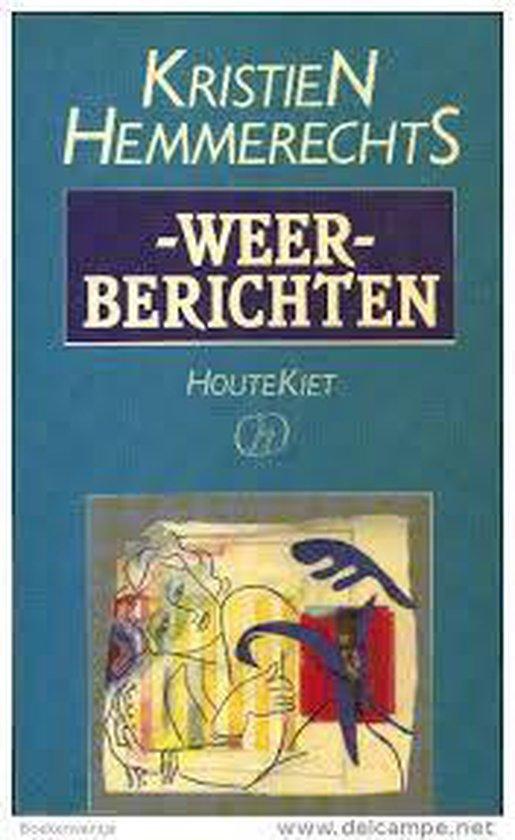 Weerberichten - Kristien Hemmerechts |