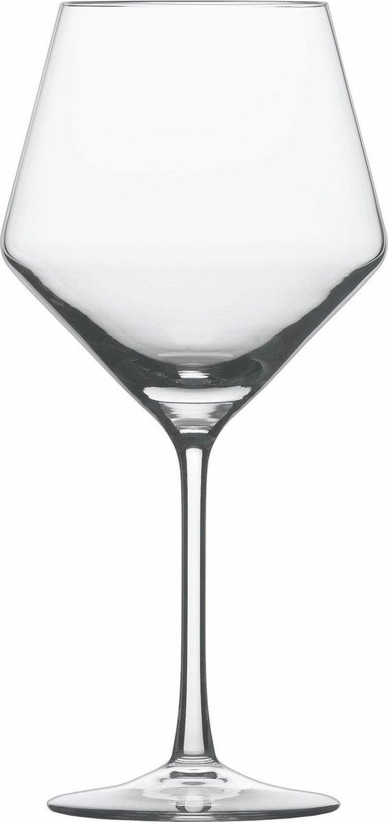 Schott Zwiesel Pure Bourgogne Goblet Groot - 690 ml - 6 Stuks