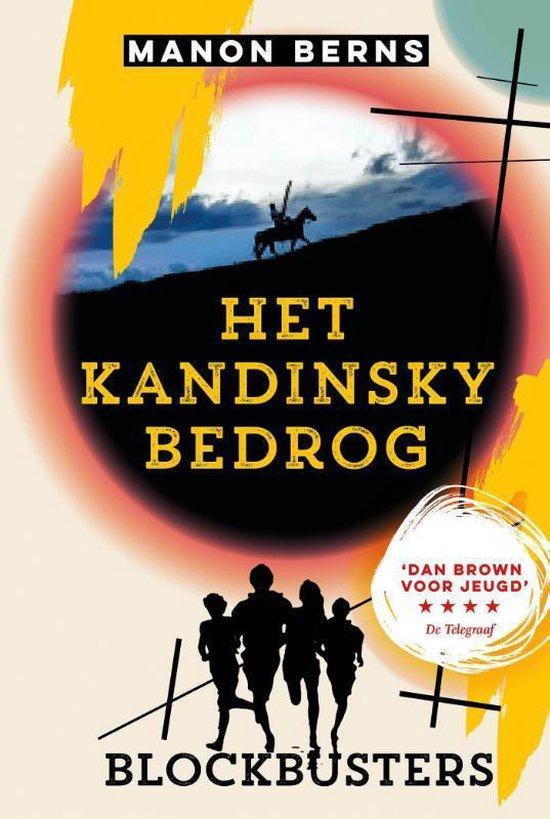Blockbusters - Het Kandinsky bedrog - Manon Berns | Readingchampions.org.uk