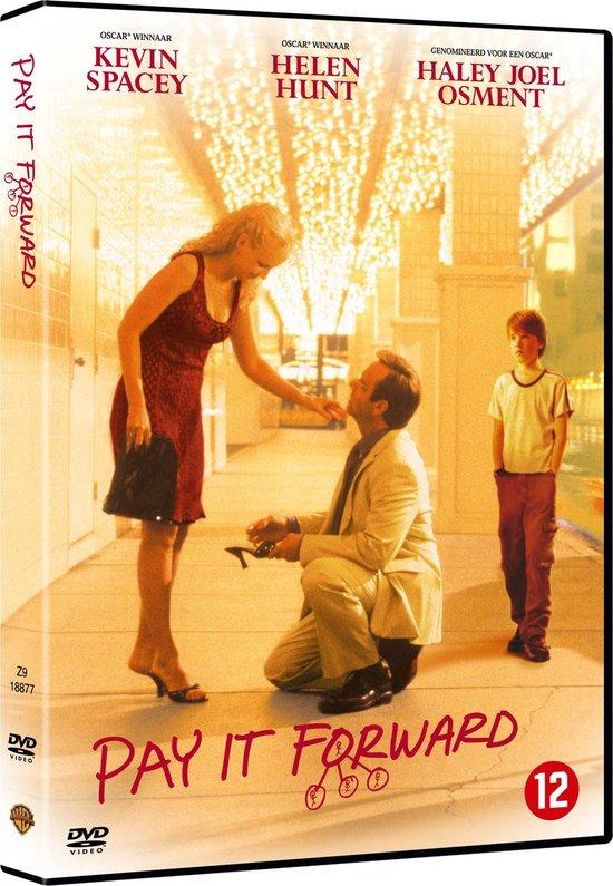 Cover van de film 'Pay It Forward'