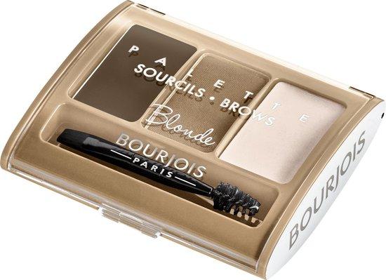 Bourjois Brow Palette - 1 - Wenkbrauwmake-up