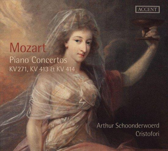 Piano Concertos Kv 271,413 & Kv 414