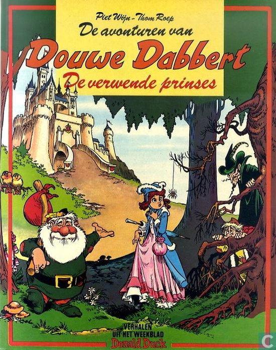Douwe Dabbert - De verwende prinses - 2e druk 1980 - Piet Wijn |