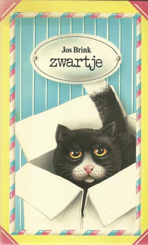 Boek cover Zwartje (poezenverhalen) van Jos Brink (Hardcover)