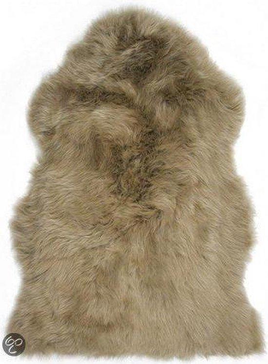 Australisch schapenvacht - Wol - 60 x 90 cm - Oudroze