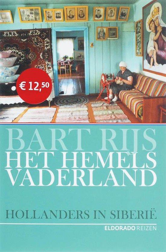 Het hemels vaderland - Bart Rijs pdf epub