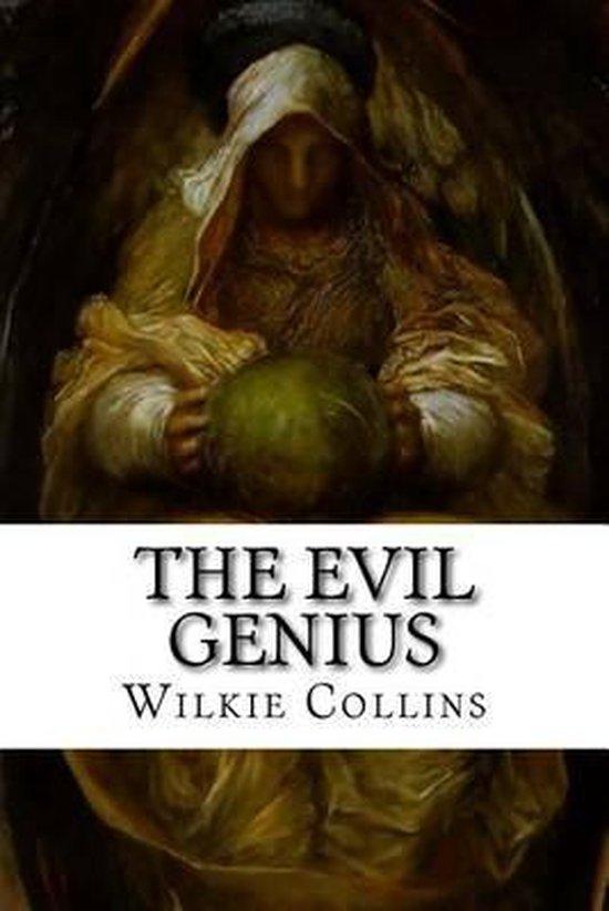 Boek cover The Evil Genius van Wilkie Collins (Paperback)