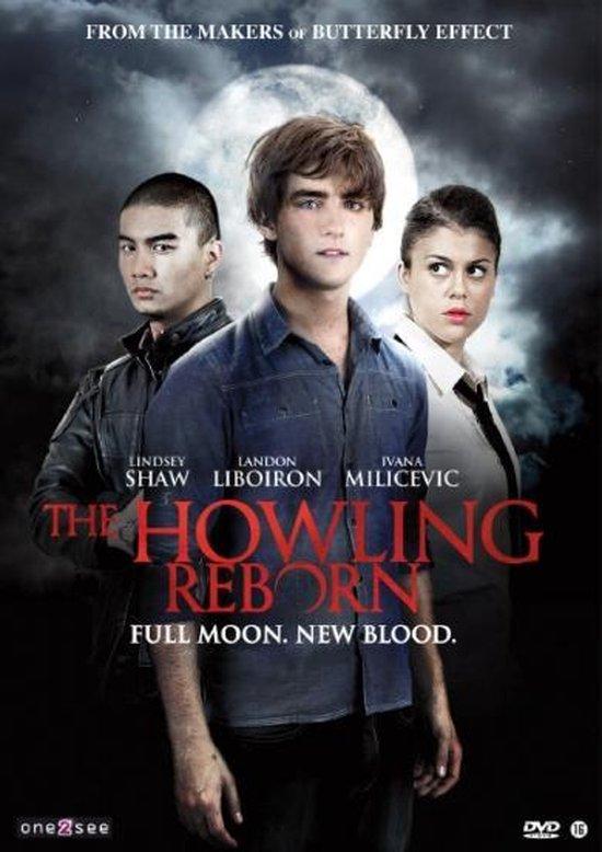 Cover van de film 'The Howling: Reborn'