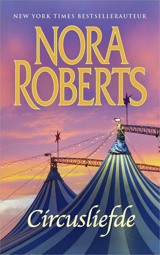 Circusliefde - Nora Roberts pdf epub