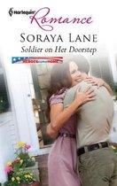 Omslag Soldier on Her Doorstep