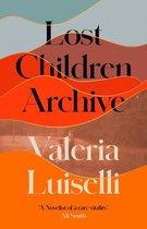 Boekomslag van 'Lost Children Archive'