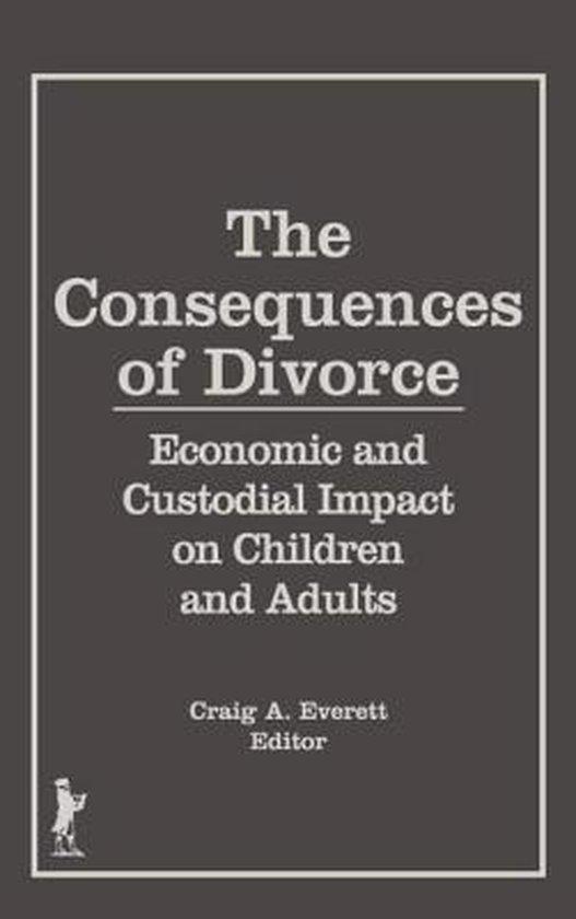 Afbeelding van The Consequences of Divorce