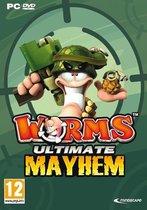 Worms, Ultimate Mayhem (DVD-Rom) - Windows