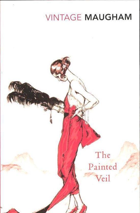 Boek cover The Painted Veil van W. Somerset Maugham (Paperback)