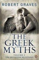 The Greek Myths Volume 2,