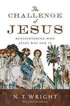 Boek cover The Challenge of Jesus van Fellow and Chaplain N T Wright