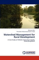 Watershed Management for Rural Development