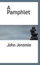 A Pamphlet