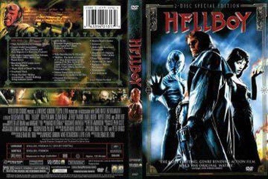 Cover van de film 'Hellboy'