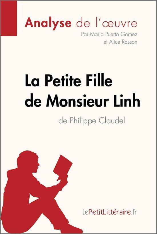 Afbeelding van La Petite Fille de Monsieur Linh de Philippe Claudel (Analyse de loeuvre)