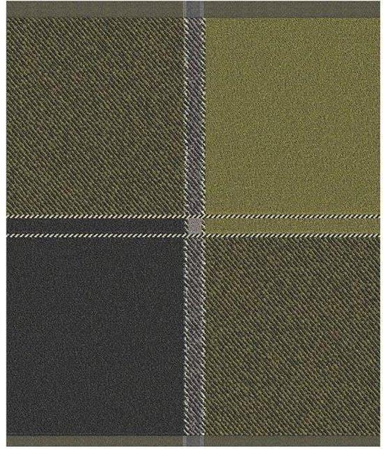 DDDDD Liverpool - Keukendoek - 50x55 cm - Set van 6 - Olive