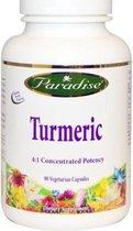 Kurkuma (90 Veggie Caps) - Paradise Herbs