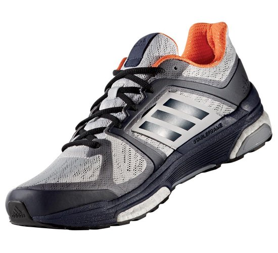 adidas Supernova Sequence 9 - Hardloopschoenen - Heren - 8 - Lgh Solid Grey