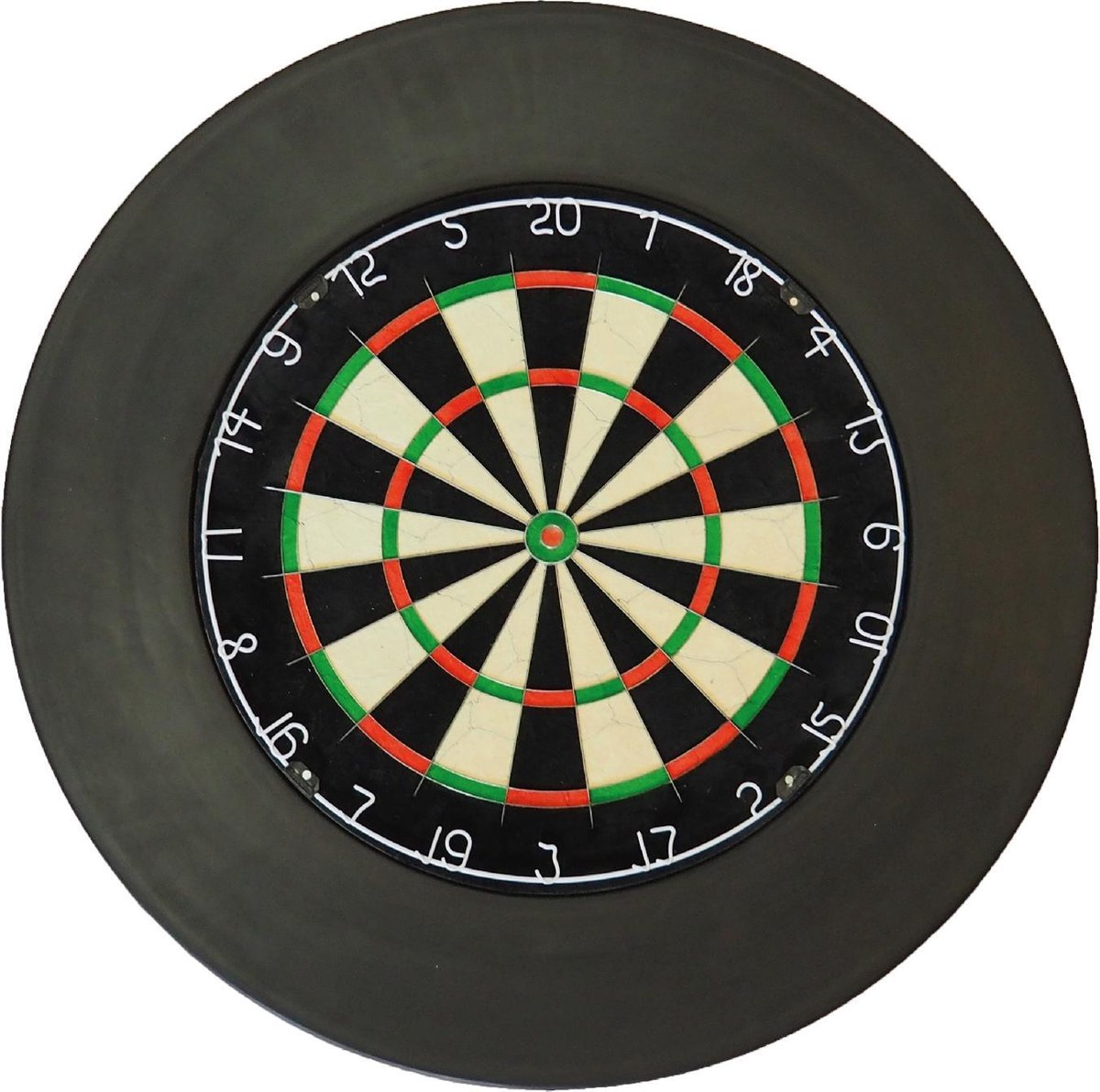Combideal - A-merk Bristle dartbord - dartbord - plus - dartbord surround ring zwart - Dragon darts