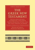 Boek cover The The Greek New Testament 7 Volumes in 5 Paperback Pieces The Greek New Testament van Tregelles, Samuel Prideaux