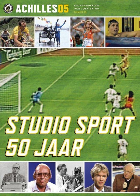 Studio Sport 50 jaar - Diversen pdf epub