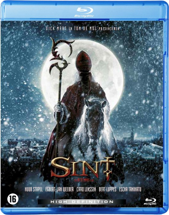 Cover van de film 'Sint'
