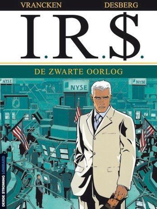 I.r.$. 08. de zwarte oorlog - Bernard Vrancken pdf epub