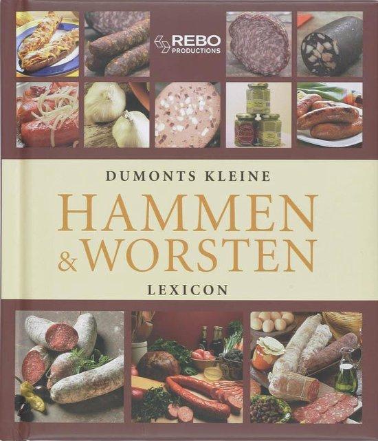 Dumonts Kleine Hammen & Worsten Lexicon - T. Wehmeyer pdf epub