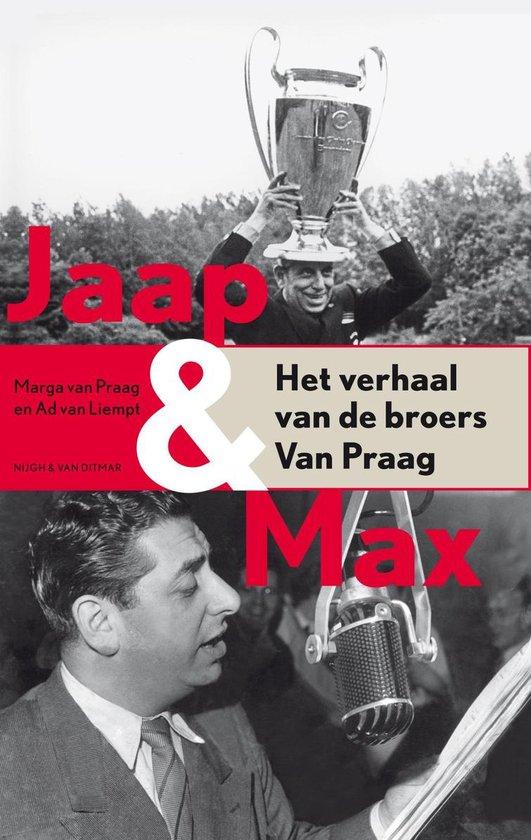 Jaap en Max - Marga van Praag |