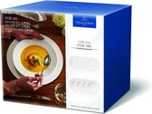 Villeroy & Boch  For Me Dinner - 4 persoons