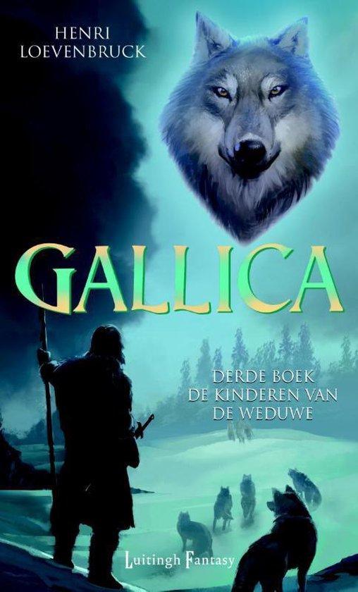 Gallica 3 - De kinderen van de weduwe - Henri Loevenbruck |