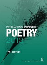 International Who's Who in Poetry 2013