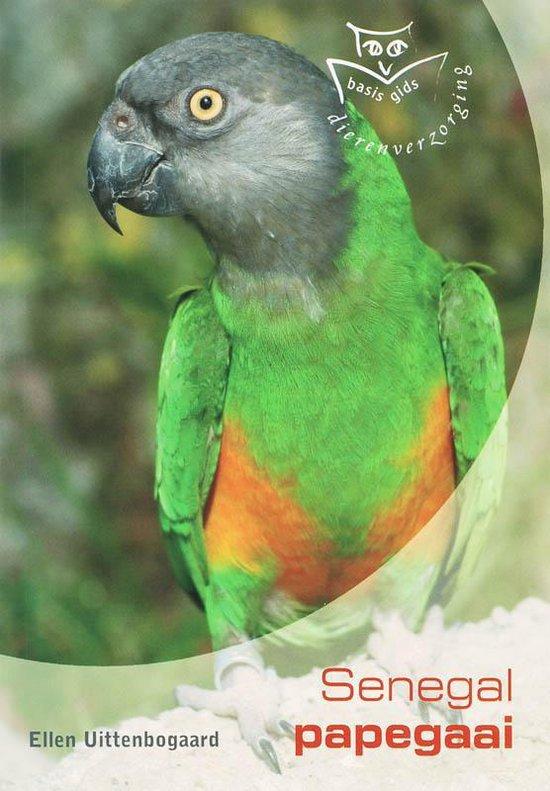 Boek cover Senegal Papegaai van E. Uittenbogaard (Paperback)
