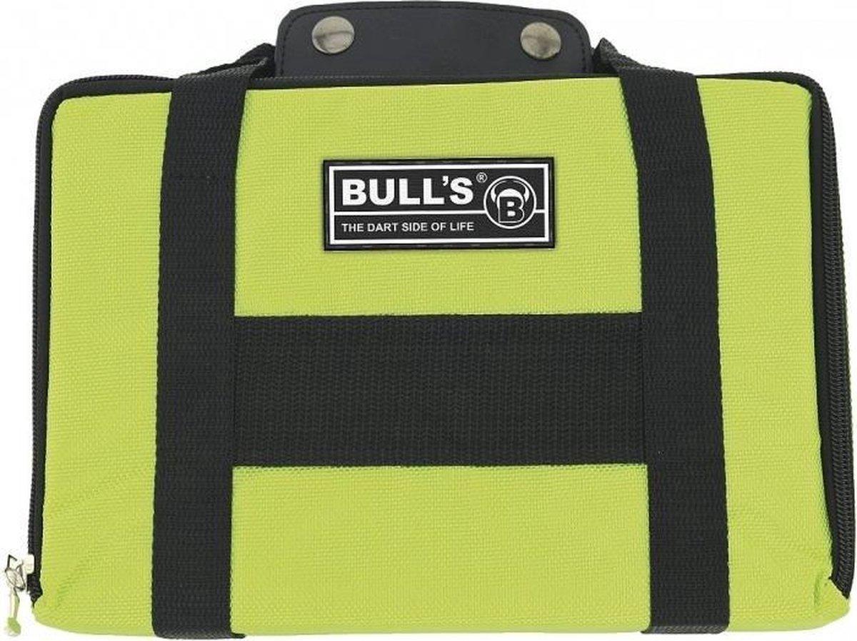 Bull's Dartkoffer Msp Groen 27 X 9 X 7 Cm
