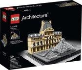 LEGO Architecture Het Louvre - 21024