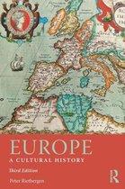 Boek cover Europe van Peter Rietbergen (Paperback)