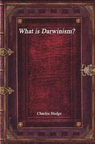 Boek cover What Is Darwinism? van Charles Hodge