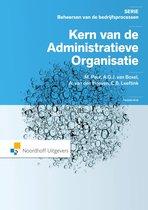 Boek cover De kern van de administratieve organisatie van Mark Paur (Paperback)