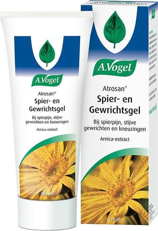 A.Vogel Atrosan Spier- en Gewrichtsgel - 100 ml