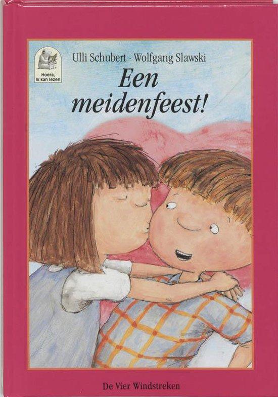 Boek cover Een meidenfeest ! van Ulli Schubert (Paperback)